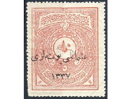 1921, 5Pia Znak, MiNr.721, * po nálepce