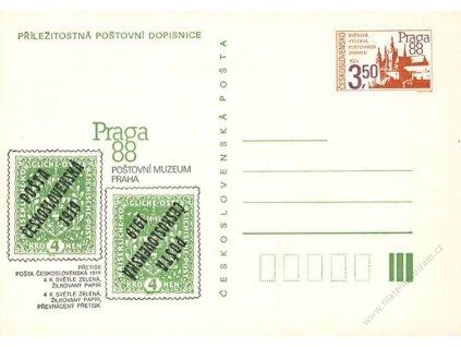 CDV 223 (1) Poštovní muzeum