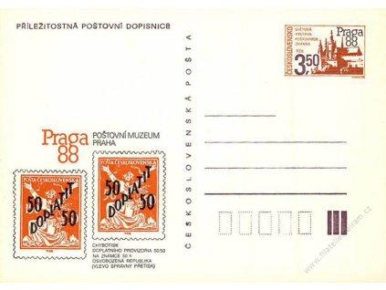 CDV 223 (2) Poštovní muzeum