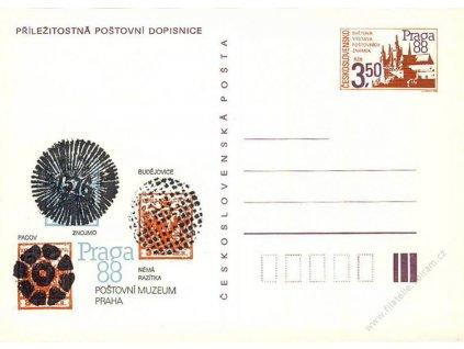 CDV 223 (3) Poštovní muzeum