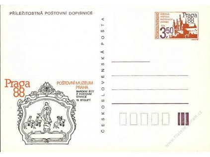 CDV 223 (5) Poštovní muzeum