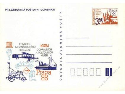 CDV 223 (6) Poštovní muzeum
