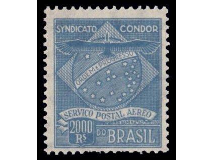Brasílie, Syndicato Condor, 1927, 2000R MiNr.C5, ** , kzy
