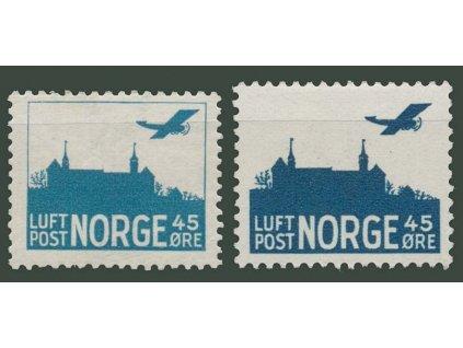 1927/41, 45Q letecké, MiNr.136,A230, * po nálepce