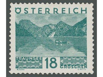 1929, 18g Krajinky, MiNr.502, **