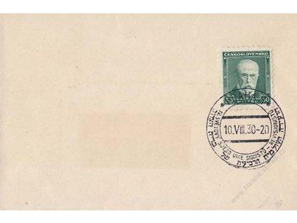 1930, Praha, IV. Světový sjezd unie sionistů