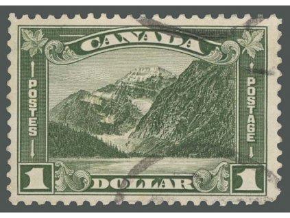1930, 1Dolar Hory, MiNr.155, razítkované