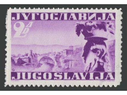 193?, 2D Výjev, návrh na známku, ** , tislem V.Neubert