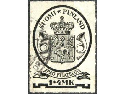 1931, 1M Znak, MiNr.169, razítkovaná