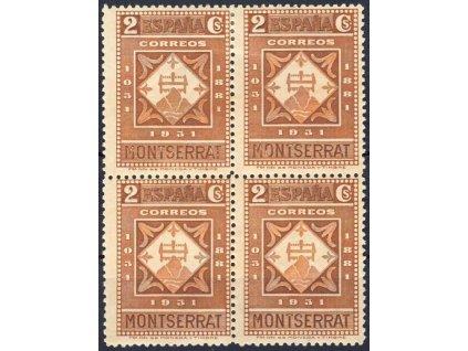 1931, 2C Znak, 4blok, MiNr.599A, */**