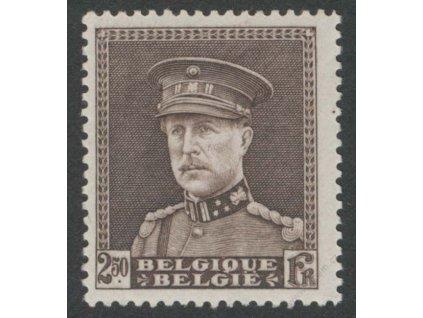 1931, 2.50Fr Albert, MiNr.311, **