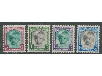 1931, 10C-1 3/4Fr série Dětem, */**