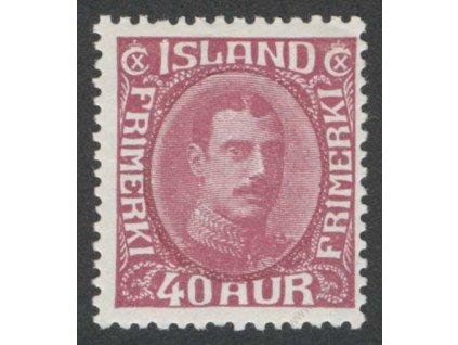 1931, 40A Christian, MiNr.164, **