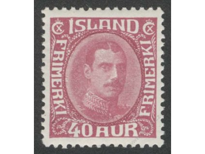 1931, 40A Christian, MiNr.164, ** , lehké archové lomy