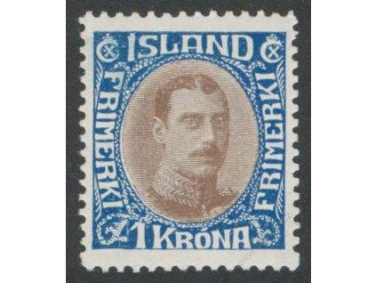 1931, 1Kr Christian, MiNr.165, **