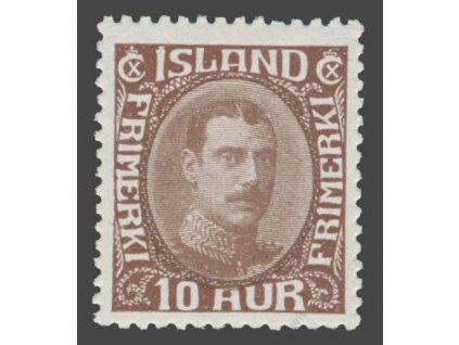 1931, 10A Christian, katalog Mi.400Eur, **