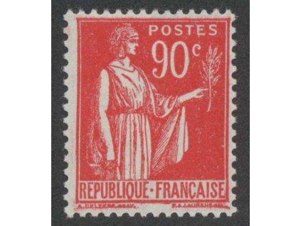 1932, 90C Alegorie, MiNr.279, **