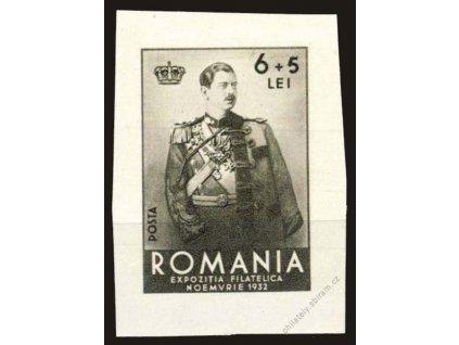 1932, 6L Karel, MiNr.449, **