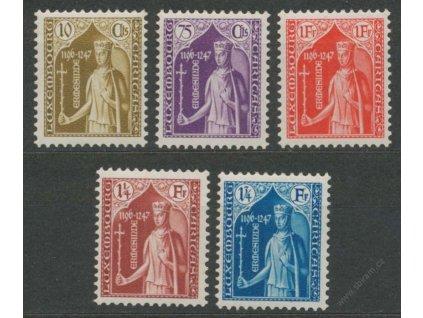 1932, 10C-1.75Fr série Kinderhilfe, * po nálepce