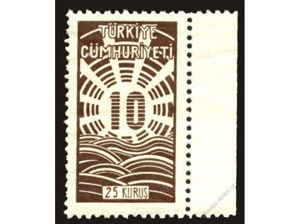 1933, 25K Výročí republiky, MiNr.969, **