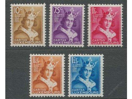 1933, 10C-1 3/4Fr série Dětem, ** , 1 3/4Fr dv