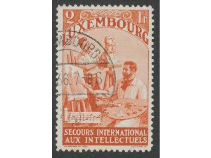 1935, 2Fr Intelektuálové, MiNr.276, razítkované