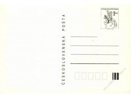 CDV 236A Postilion na koni (I)