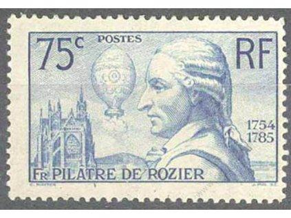 1936, 75C Rozier, MiNr.318, **