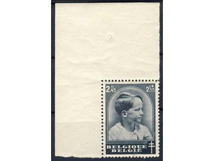 1936, 2.45Fr Baudouin, MiNr.441, **