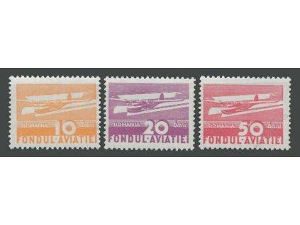 1936, 10-50B série Zwangszuschlagsmarken, **