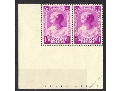 1937, 2.45Fr Charlota, MiNr.464, **/*