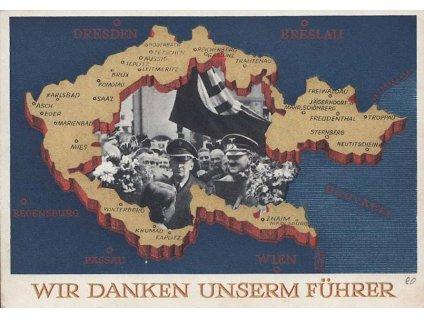 1938, Wir danken unserm führer, neprošlé, mírné stopy stáří