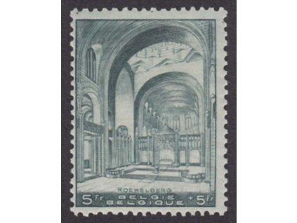 1938, 5Fr Basilika, MiNr.477, **