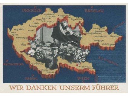 1938, Wir danken unserm führer, dv růžky