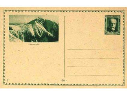 CDV 39 (8), Krkonoše
