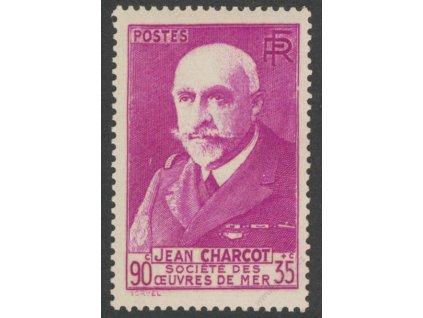 1939, 90C Charcot, MiNr.460, **