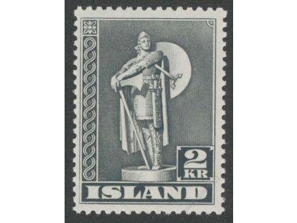 1939, 2Kr Thor, MiNr.214C, **
