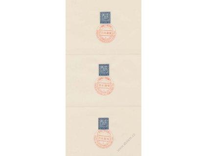1939, Brno, Návštěva vůdce a,b,c, 3 ks výstřižků, Nr.PR2