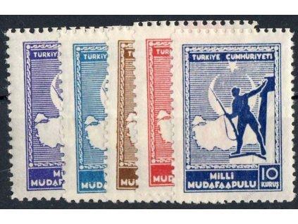 1941, 1-10K série Červený kříž, * po nálepce