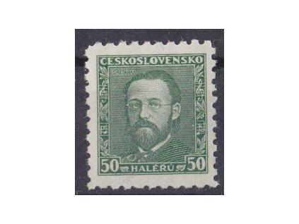 1934, 50h Smetana, Nr.275, **