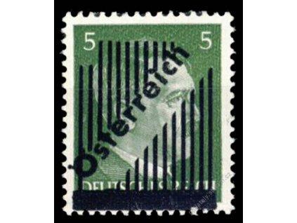1945, 5Pfg Hitler, MiNr.668Ic, **