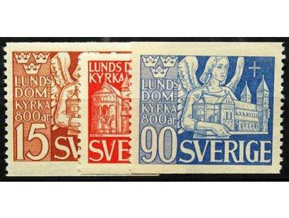 1946, 15-90Ö série Kostel, **