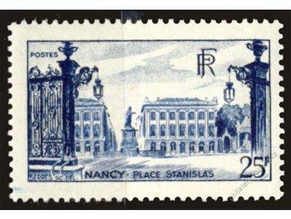 1946, 25Fr Nancy, MiNr.762, **