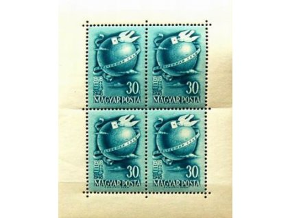 1948, 30f PL - Den známky, Kl.1034, **