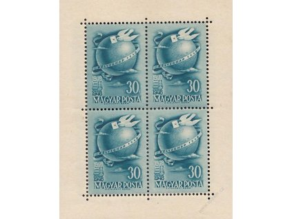 1948, 30f PL - Den známky, MiNr.Kl.1034, ** , daktyl