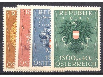 1949, 40g-1.60S série Znaky, **