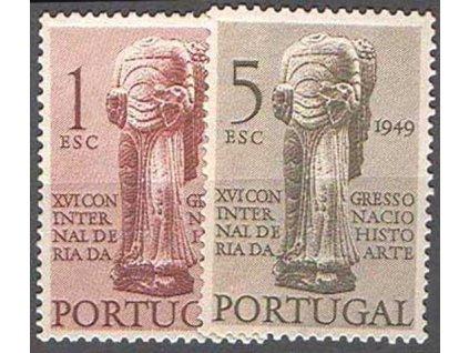 1949, 1-5E série Kongres, **