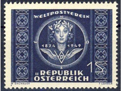 1949, 1S UPU, MiNr.945, **