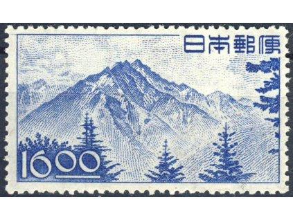 Japonsko, 1949, 16Y Národní park, * po nálepce