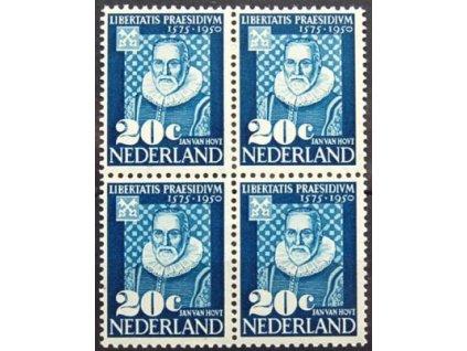 1950, 20C Universita Leiden, 4blok, **